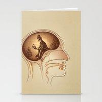 Mind Reader Stationery Cards