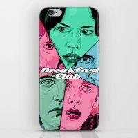 Breakfast Club Colors iPhone & iPod Skin