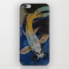 Dragon Koi iPhone & iPod Skin