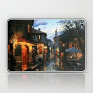 After Rain Laptop & iPad Skin