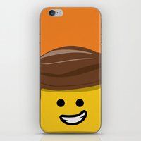 Brick Builder iPhone & iPod Skin