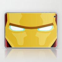 Ironmask Laptop & iPad Skin