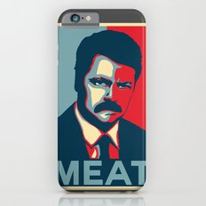 Ron Swanson - Meat iPhone 6 Slim Case