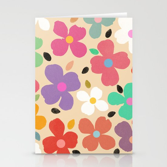 Dogwood Vintage Stationery Card