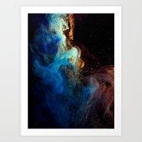 Creation - Part 1 Art Print
