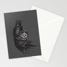 Floating Viking Stationery Cards