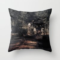Afterlife: The Still Wor… Throw Pillow