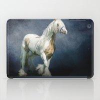 Under a gypsy moon iPad Case
