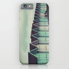 Beach Huts iPhone 6 Slim Case