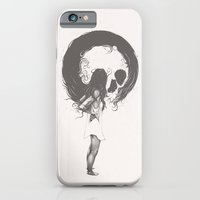 iPhone & iPod Case featuring Apprehension by Kyle Cobban