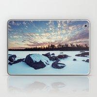 Frozen Sunset Laptop & iPad Skin