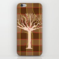 Audrey's Tree iPhone & iPod Skin