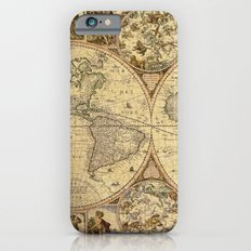 The puzzled world iPhone 6s Slim Case
