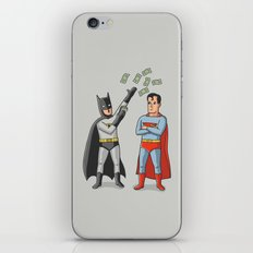 Super Rich iPhone & iPod Skin