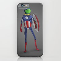 Captain Kermit iPhone 6 Slim Case