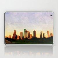 Houston Skyline Laptop & iPad Skin