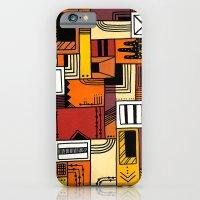 iPhone & iPod Case featuring Autumn by Nick Villalva