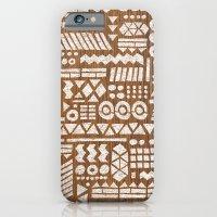 Northwoods Pattern. iPhone 6 Slim Case