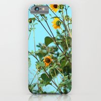 iPhone & iPod Case featuring Wild Flowers by Christy Leigh