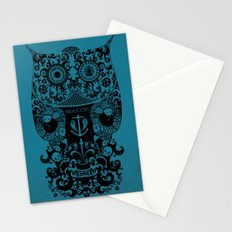 The Old Owl No.2 Stationery Cards