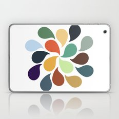 Colorful Water Drops Laptop & iPad Skin