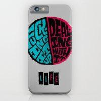 Half Of Life Is Fucking … iPhone 6 Slim Case