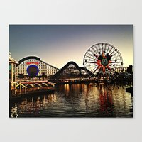 Disneymagic! Canvas Print