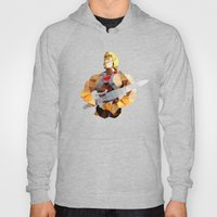 Polygon Heroes - He-Man Hoody