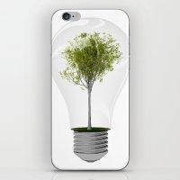 Eco Bulb 6 Pack iPhone & iPod Skin