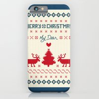iPhone & iPod Case featuring My Deer by Aimee LoDuca