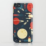 Space Odyssey iPod touch Slim Case