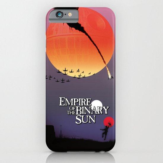 Empire of the Binary Sun iPhone & iPod Case