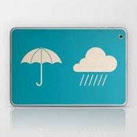 Save An Umbrella For A R… Laptop & iPad Skin
