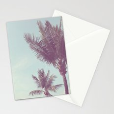 Three Palms Stationery Cards