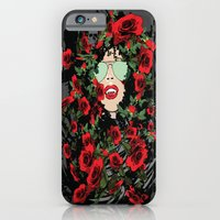 Sweet Vampire iPhone 6 Slim Case
