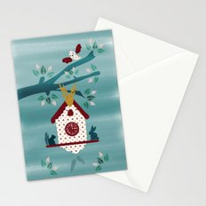 Cuckoo Tree  Stationery Cards