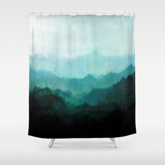 Mists No. 2 Shower Curtain