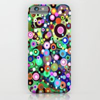 iPhone & iPod Case featuring In Circles by gretzky