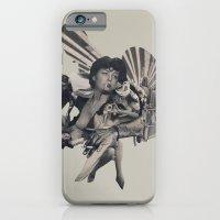 Leisure Burns iPhone 6 Slim Case
