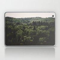 The Woods of Gauja Valley Laptop & iPad Skin