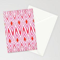 Ikat Watermelon Stationery Cards