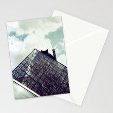 Louvre Pyramid I Stationery Cards