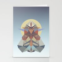 Samuradiator II Stationery Cards