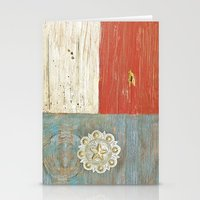 Concho Stationery Cards