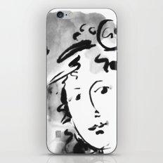 Saskia #2 iPhone & iPod Skin