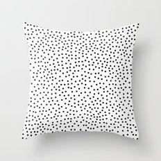 Dots.. Throw Pillow