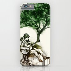 'In the rhythm of nature' Slim Case iPhone 6s