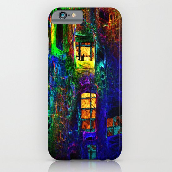 Funhouse 2. version iPhone & iPod Case