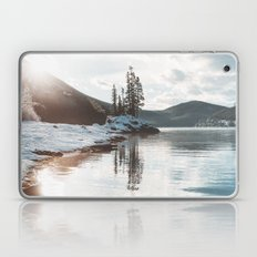 Lake Minnewanka Laptop & iPad Skin