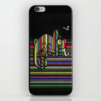 Novice Chameleon iPhone & iPod Skin